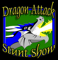 Dragon Attack Stunt Show